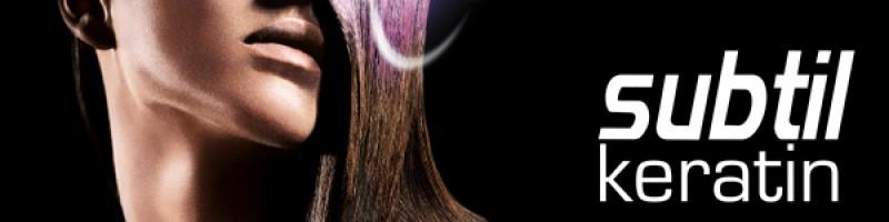Θεραπεία μαλλιών με Κερατίνη