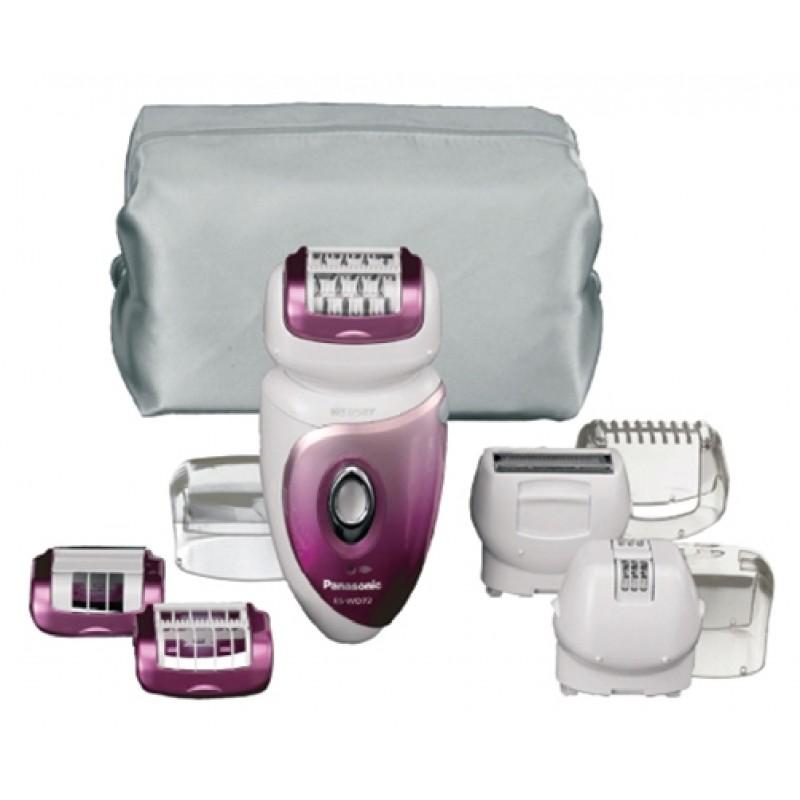 Γυναικεία Ξυριστική Αποτριχωτική Μηχανή Panasonic ES-WD72-P503 e2c38ba1dff