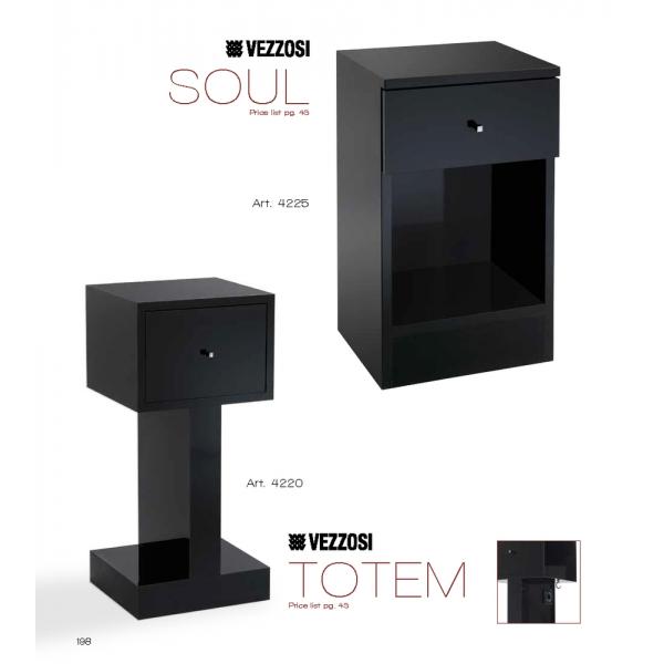 Ντουλάπι Κομμωτηρίου Soul & Totem Vezzosi