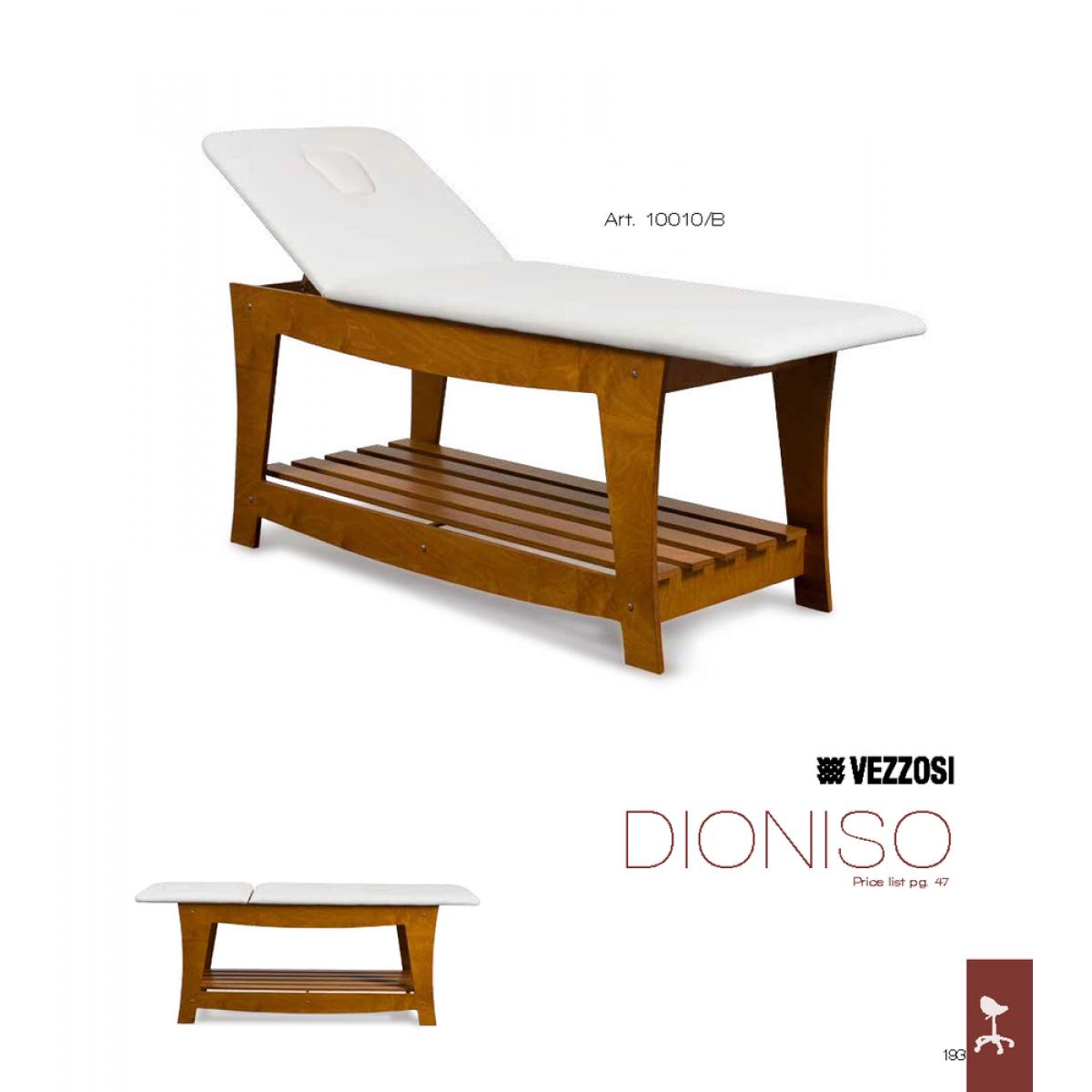 Κρεβάτι Αισθητικής Dioniso Vezzosi