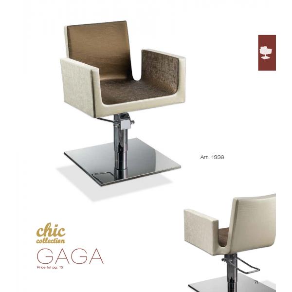 Καρέκλα Κομμωτηρίου Chic Gaga Vezzosi