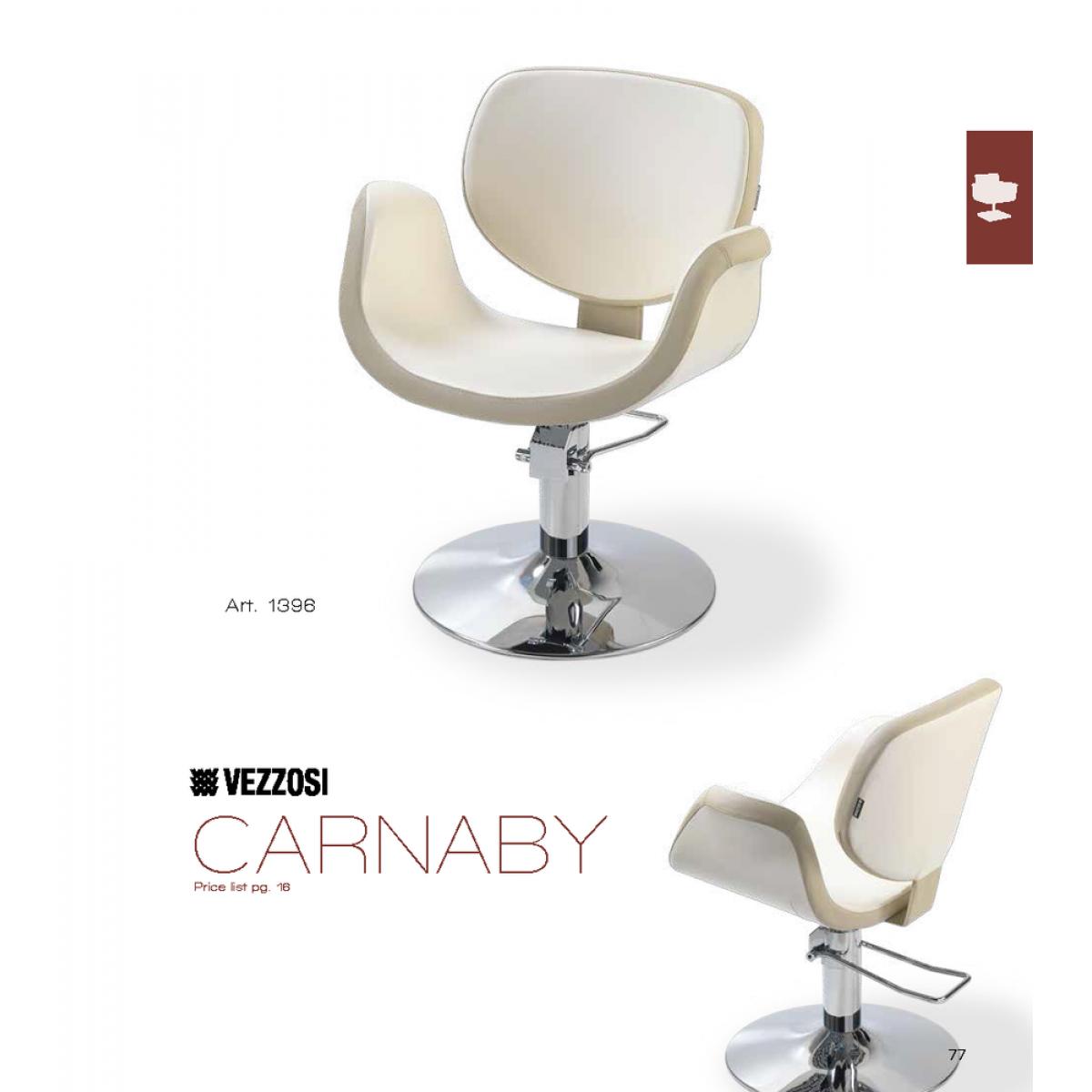 Καρέκλα Κομμωτηρίου Carnaby Vezzosi